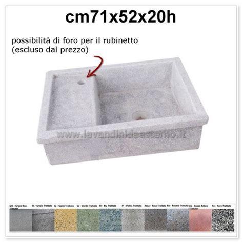 lavello graniglia lavello da giardino acquaio in graniglia levigata 109 con