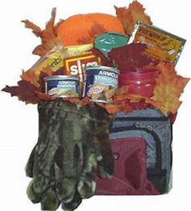 Gift basket for the Hunter in your life Rich would love