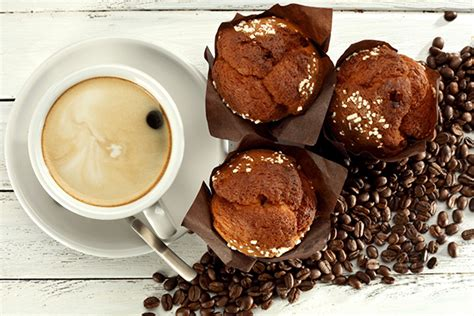 Protein Coffee Muffins