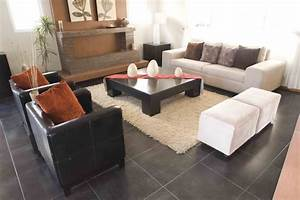 3 theoretical problems with black floors at home frances With mixing leather furniture in living room