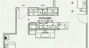 Step, Inside, 16, Unique, Galley, Kitchen, Floor, Plans, Small, Concept