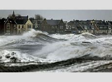 Why has Britain been battered by a series of storms? ITV