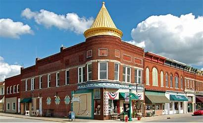 Orleans Indiana Downtown Orange County Landmarks Launches