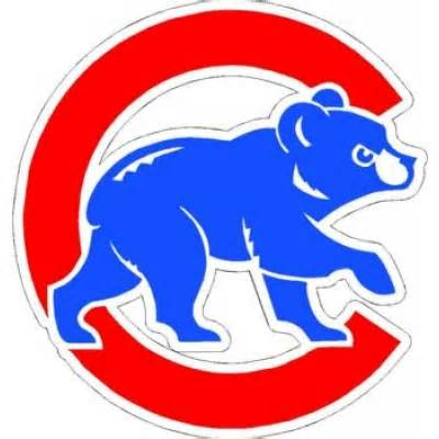 Chicago Cubs Bear Logo