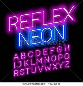 Neon Glow Stock s Royalty Free & Vectors