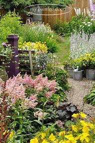 Beautiful Garden Walk