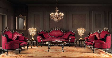 briliant decoration living room of high end furniture