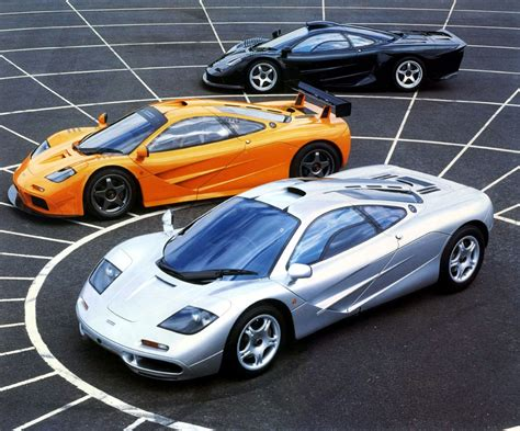 Mclaren F1 Specs, Top Speed, Pictures, Price & Engine Review