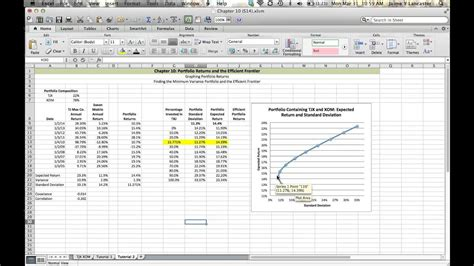 chapter   minimum variance portfolio