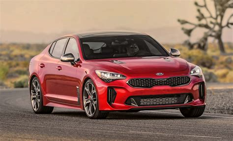 kia stinger lease deals start    month