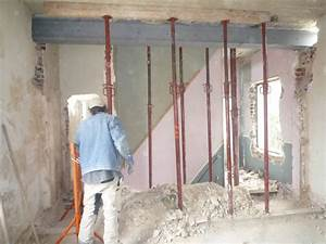 5 etapes pour casser un mur porteur en toute securite With comment mettre une poutre sur un mur porteur