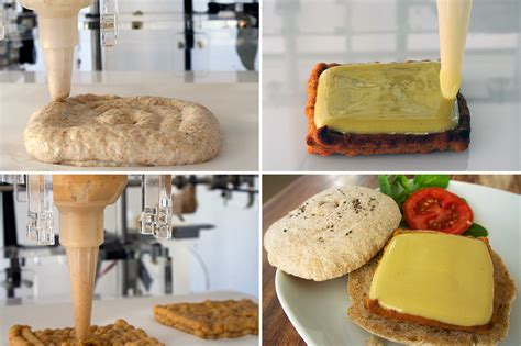 3d cuisine 11 food 3d printers from the future 3d printing industry