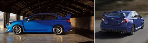 Subaru Wrx Sti Msrp by Pre Owned 2017 Subaru Wrx Sti Performance Model Research