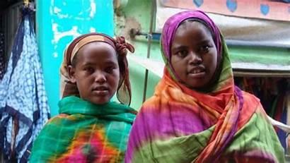Oromo Ethiopia Straight