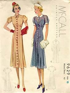 1930-1939 - Fashion Through the Decades