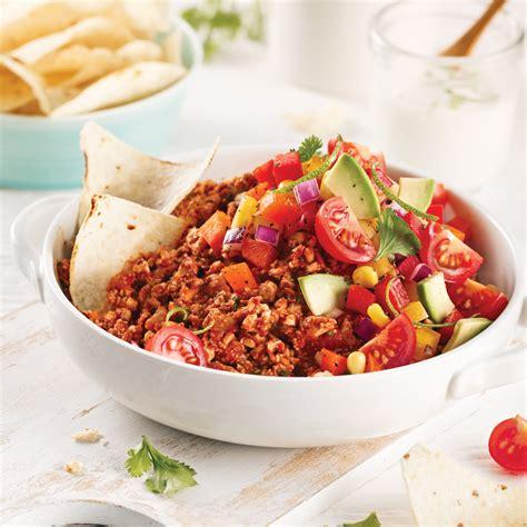 cuisine sans cuisson chili végétarien sans cuisson recettes cuisine et