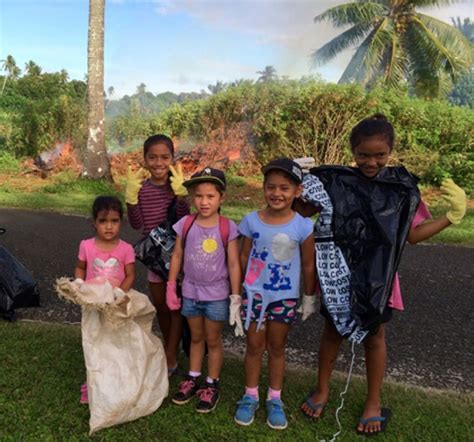 Tautu villagers join in Operation Namu - Cook Islands News