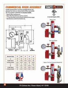 3 Way Valve Riser Diagram
