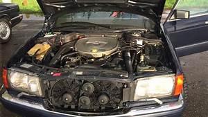 Mercedes-benz 560 Sel  W126  Engine Sound
