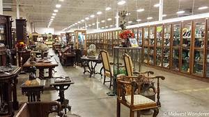 Relics Antique Mall 500 Dealers Midwest Wanderer