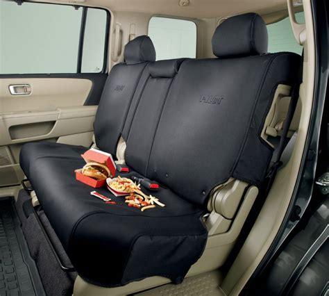 Honda Upholstery - 2009 2015 honda pilot second row seat covers 08p32 sza