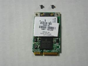 Hp Pavilion Dv6000 Wireless Card Replacement