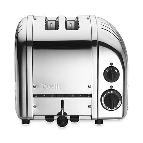 cleaning dualit toaster dualit 174 2 slice chrome toaster bed bath beyond