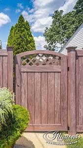 40, Adorable, Wooden, Privacy, Fence, Patio, Backyard
