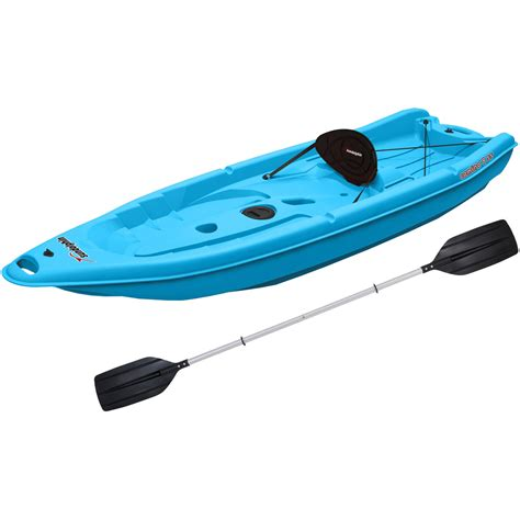 Paddle Boats For Sale At Walmart by Sun Dolphin Camino 8 Ss With Paddle 019862515713 Ebay