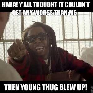 Young Thug Memes - all eyez on memes beyonce rihanna s met gala dresses lil wayne thoughts on young thug hiphopdx
