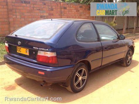 Used Toyota Hatchback 1996 1996 Toyota Corolla 3 Doors