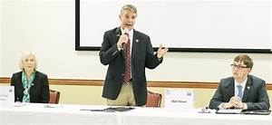 Wittman defends Trump, his own run for state office at 1st ...