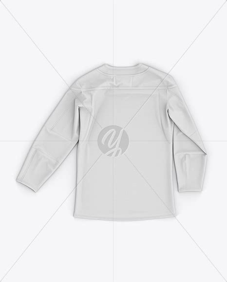More often than not, men choose their apparel that which enhances masculinity. 22+ Mens Lace Neck Hockey Jersey Mockup Back Top View ...