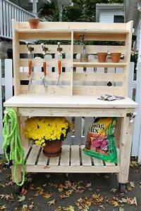 Rangement Jardin Bois : diy rangement outils de jardin en 40 solutions astucieuses ~ Zukunftsfamilie.com Idées de Décoration