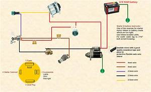 Massey Ferguson 135 Wiring Diagram Lucas Lighting Wiring