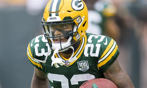 expect packers rookie jaire alexander  field punts