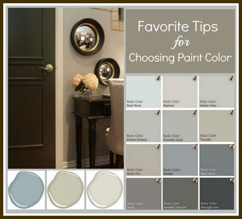 Tips & Tricks To Choosing The Perfect Paint Color Photos