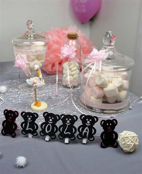 idees de decoration de table rose  fuschia pour le