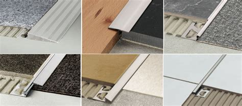 Flooring Transition Strips Aluminum by Aluminium T Shaped Floor Transition Strips Metal Edged