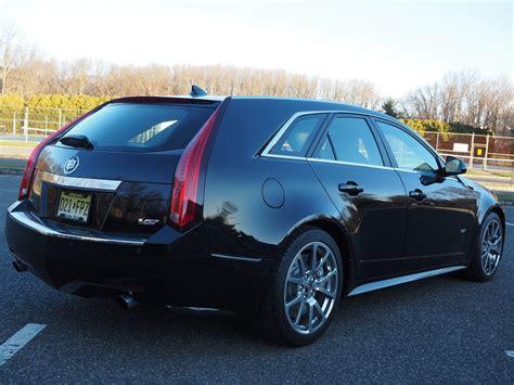 2012 Cadillac Cts-v Wagon With Six-speed Manual