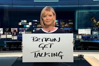 Itv Talking Britain Creative Uncommon Tv Studio