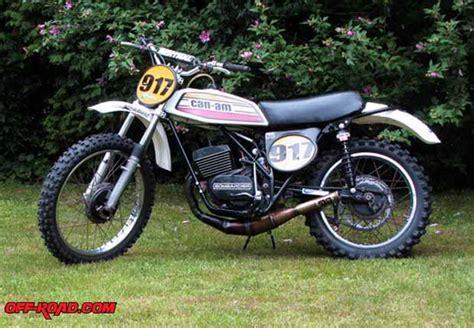 can am motocross bikes can am 175 dirt bike build part 5 off road com