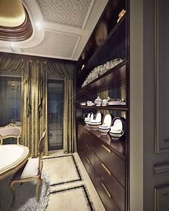 Luxury, Kerala, House, Traditional, Interior, Design