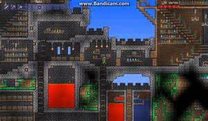 mansion blueprints epic terraria house made by pineapple