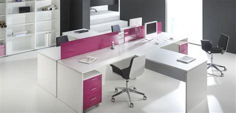 bureau collectif artdesign bureaux design avec pieds panneaux