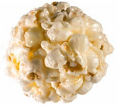 Image result for homemade popcorn balls