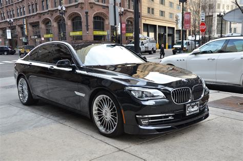 2013 Bmw 7 Series Alpina B7 Xdrive Stock # Gc2020a For