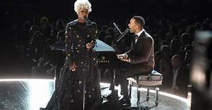 Watch John Legend39s Moving 39God Only Knows39 At 2017
