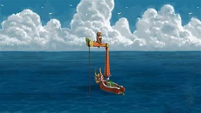 Wind Waker Zelda Wallpapers Legend Desktop Mobile