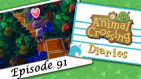 Animal Crossing New Leaf Diaries  Episode 091  A Sea